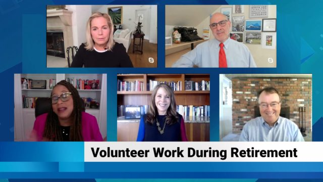 Volunteer Work During Retirement (YLYM E1S6)
