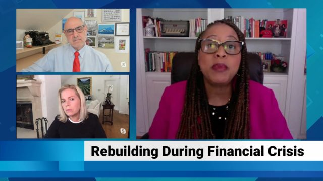 Rebuilding During Financial Crisis (YLYME1S1)