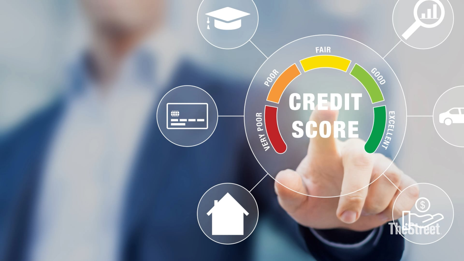 Old Fart, Young Money – Improving Credit Scores