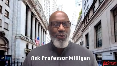 Ask Professor Milligan - Episode 1