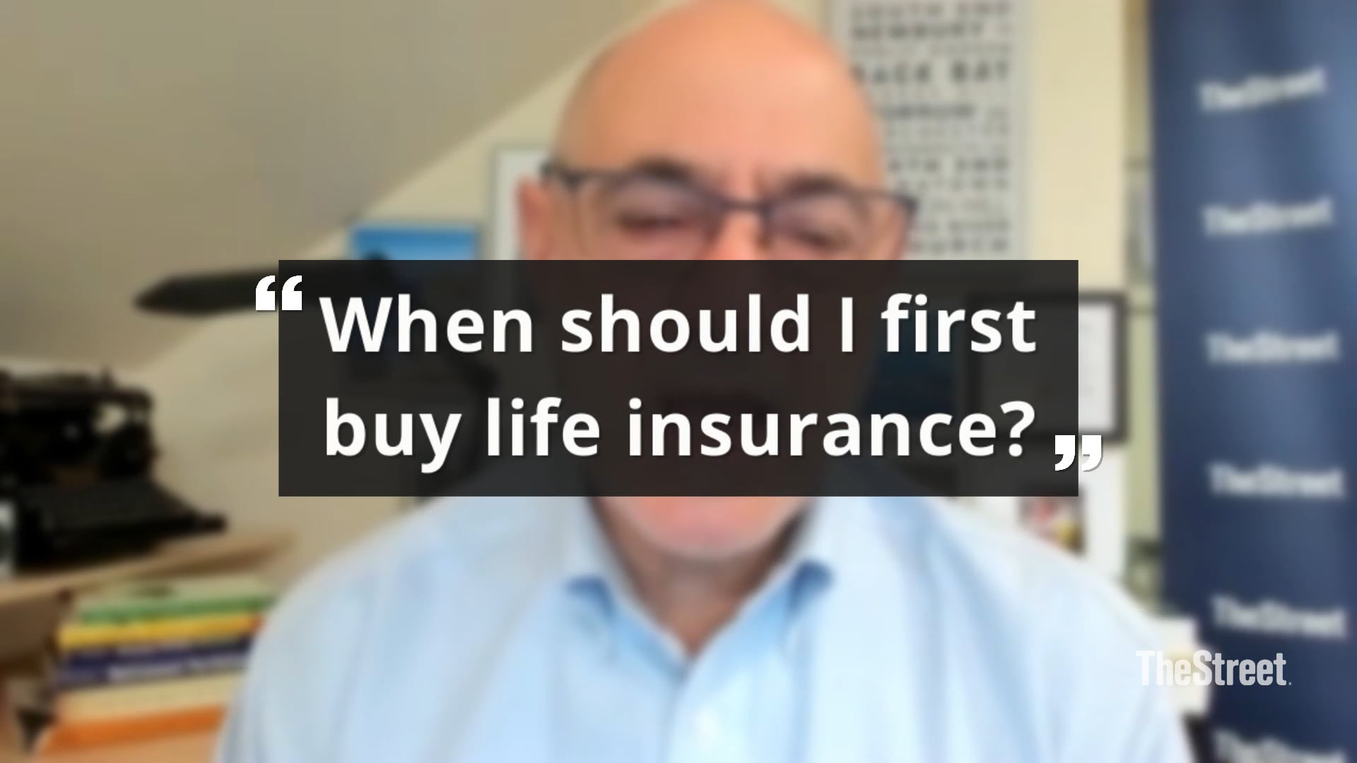 Ask The Hammer – When to buy Life Insurance