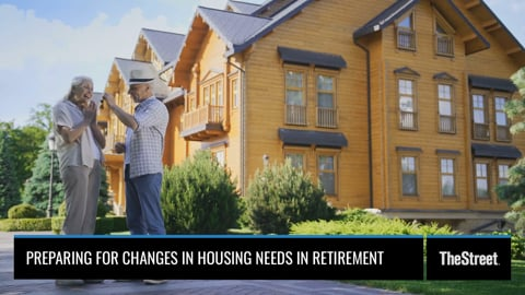 Changing housing needs in Retirement