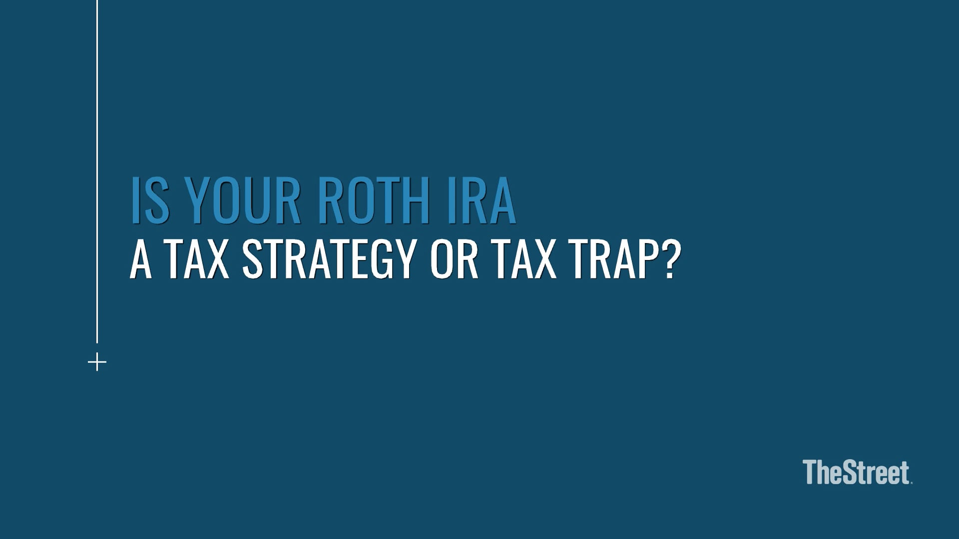Roth IRAs and Taxes