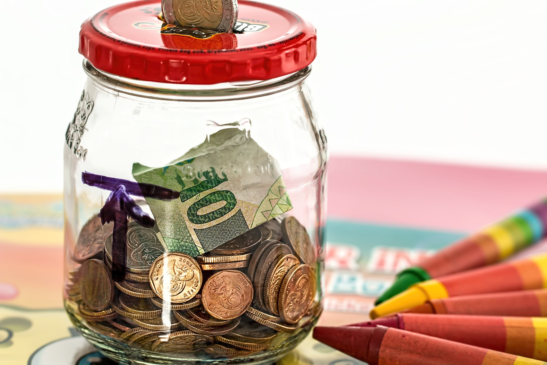 Saving for a Child's Future